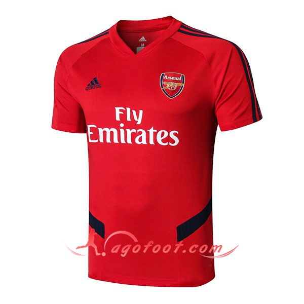 Training T-Shirts Arsenal Rouge 19/20