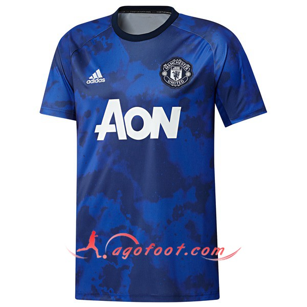 Training T-Shirts Manchester United Blue 19/20