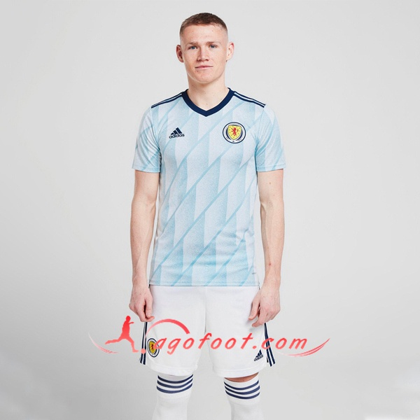 Maillot Foot Ecosse Exterieur UEFA Euro 2020
