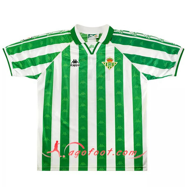 Maillot Retro Real Betis Domicile 1995/1997